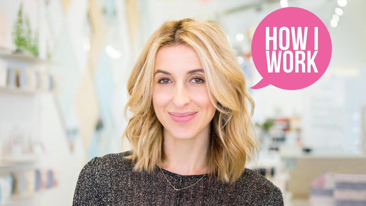 I'm Katia Beauchamp, Birchbox Co-Founder And CEO, And This Is How I Work