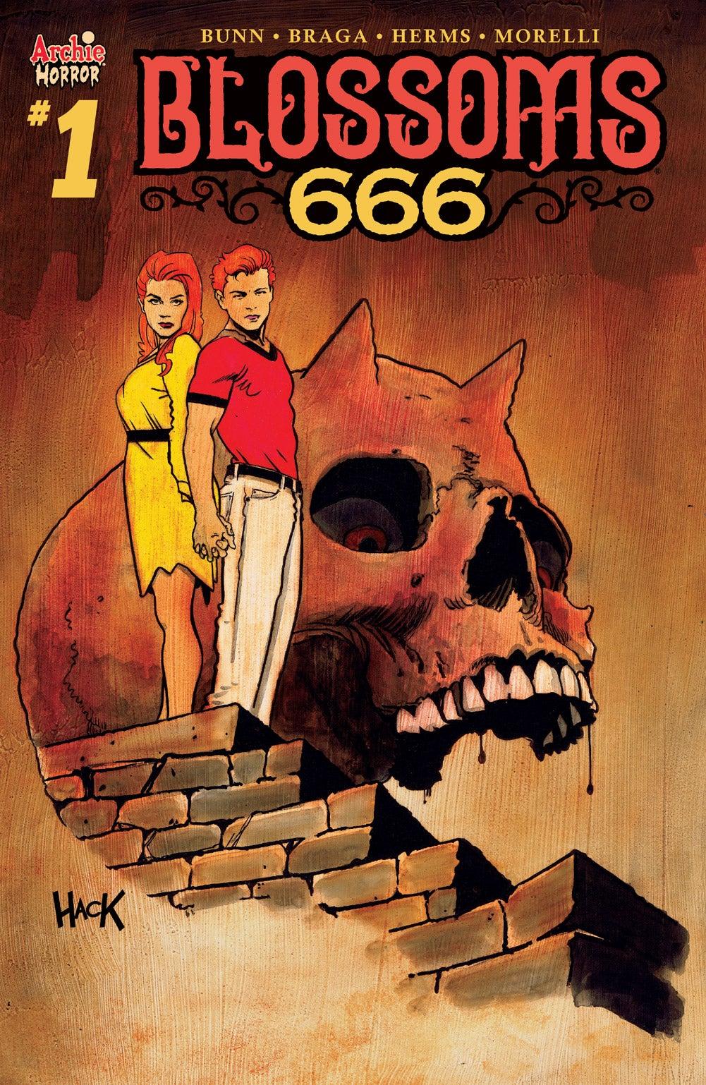 Image: Robert Hack, Archie Comics