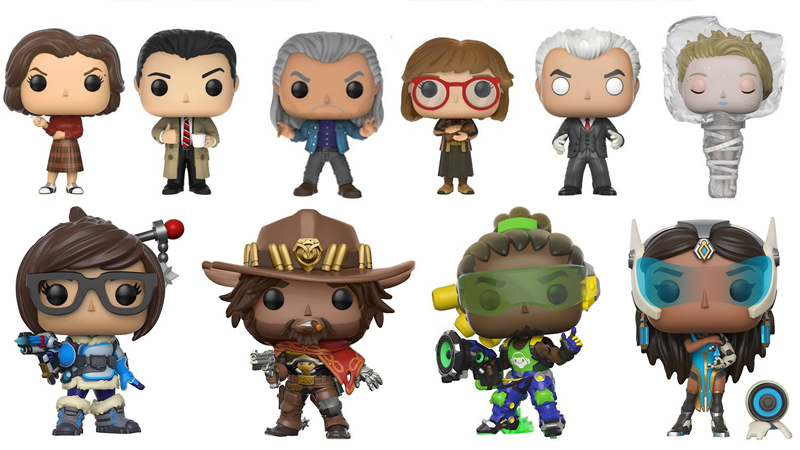 Here's The 800 Or So Toys Funko Announced Yesterday