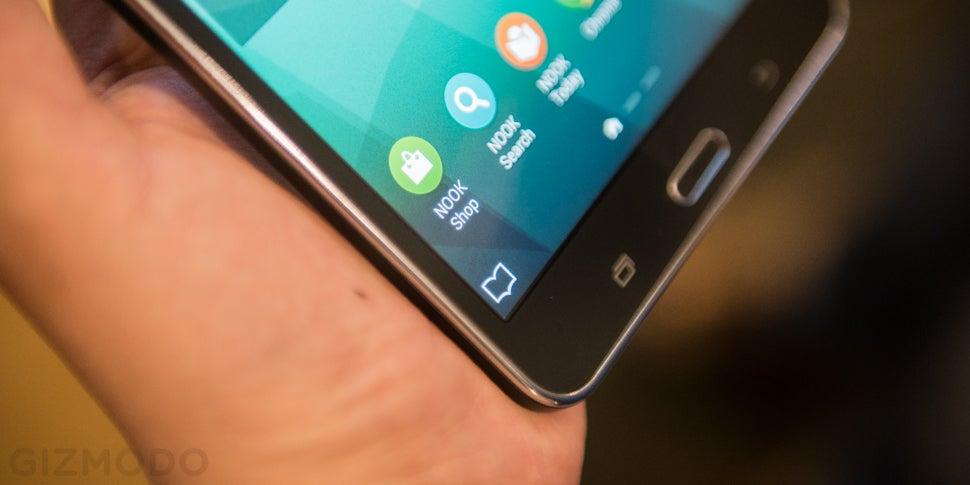 Nook Reborn As a $US180 Samsung Galaxy Tab 4 (Update: Hands On)