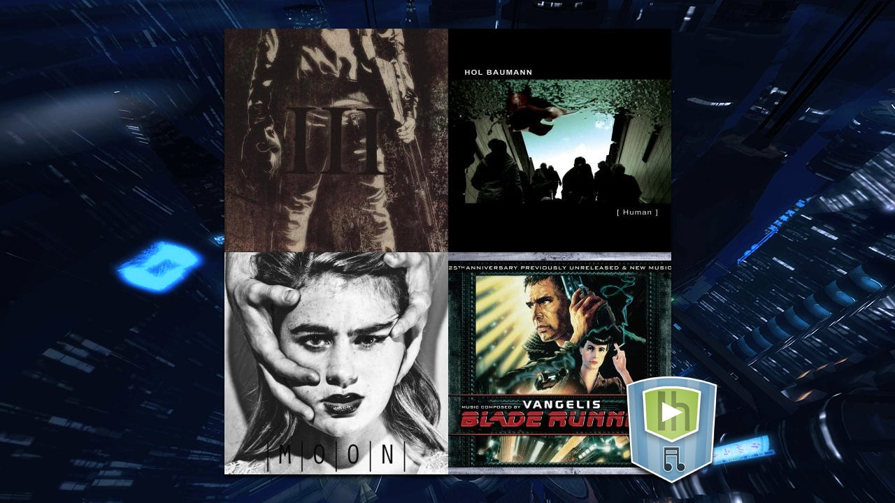 The Future Noir Cyberpunk Playlist