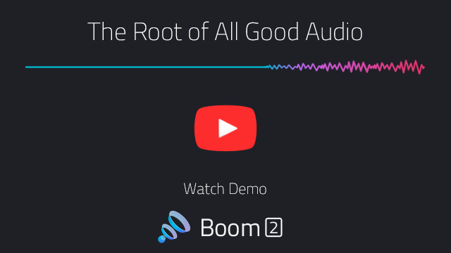 Boom 2 Boosts and Calibrates Your Mac's Volume