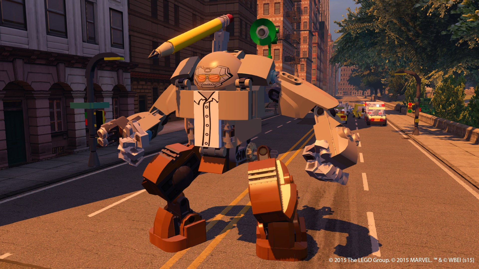 LEGO Avengers Introduces... Iron Stan