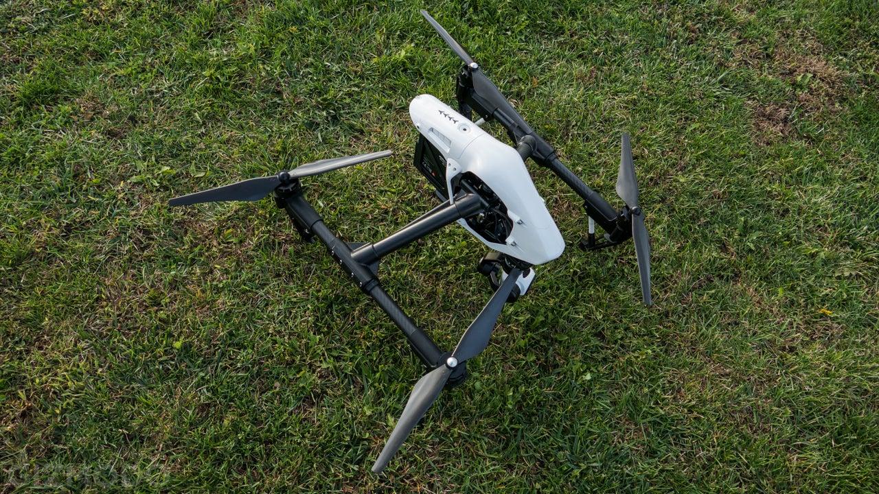 DJI Inspire 1: A Badass Drone That Shoots Lovely 4K Video