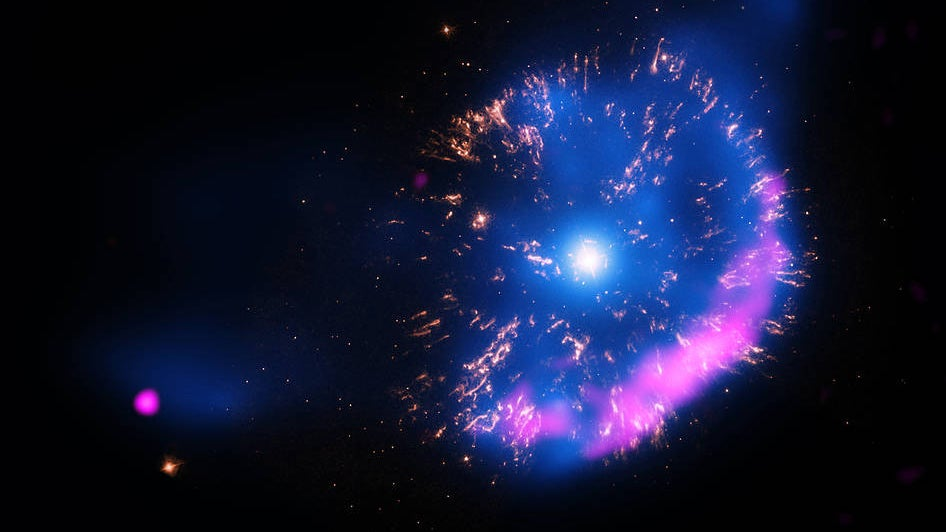 Relax, This Is Just A Mini Supernova