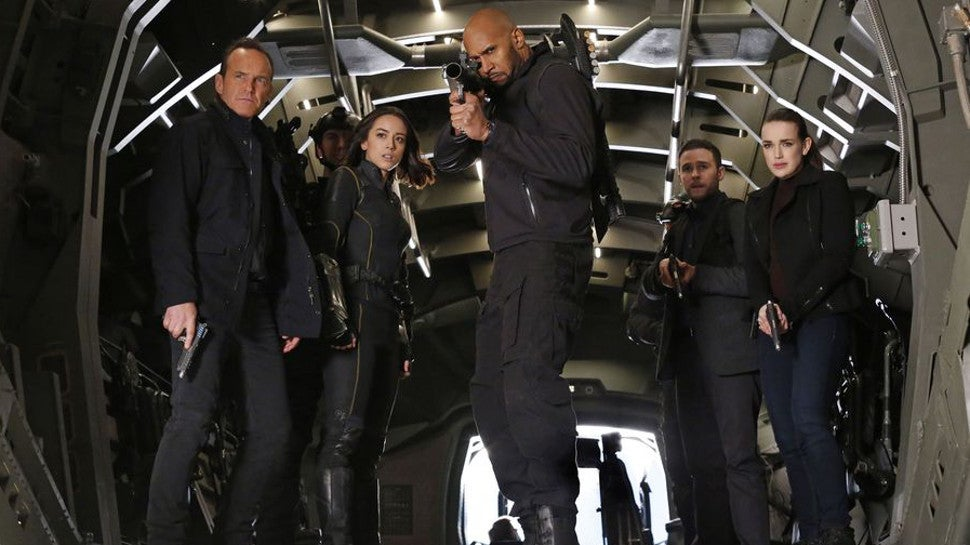 Agents Of SHIELD Dives Into Total LMD Madness