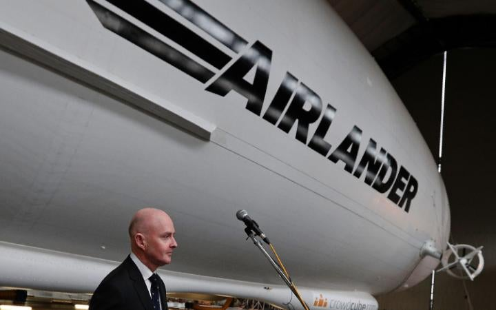 Our First Look at Airlander 10, the Largest Aircraft in the World