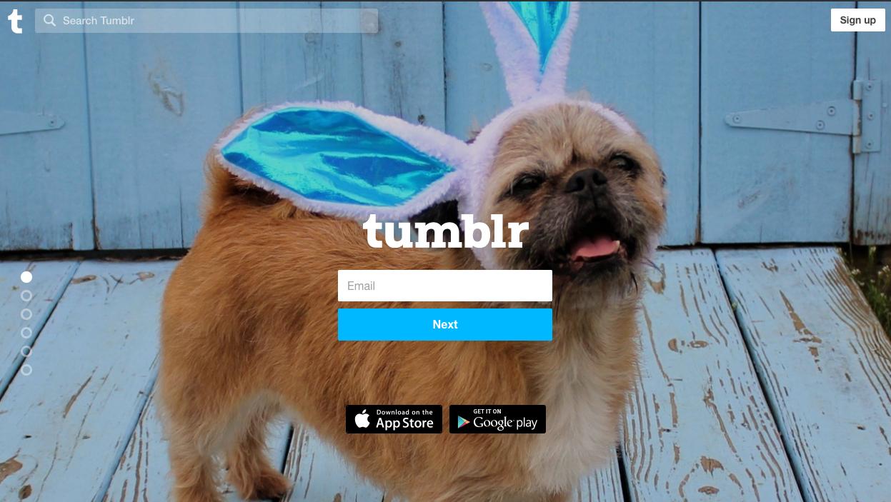 For Sale: Massive Blogging Platform, Lightly Used