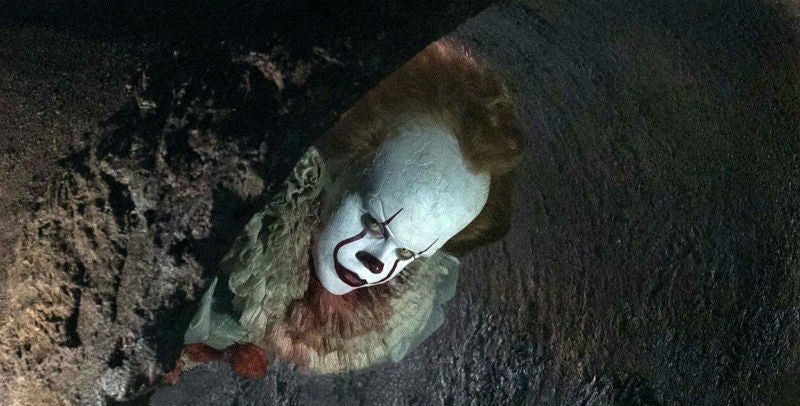 The New Image From It Is Creepy For All The Wrong Reasons ...