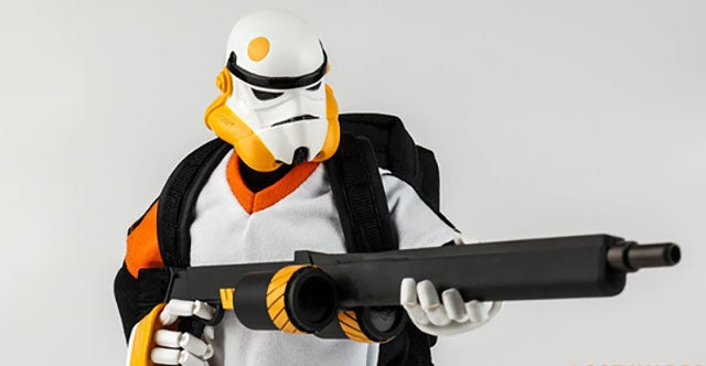 A Very Different Kind Of Stormtrooper