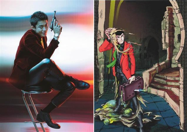 How Do the Lupin Movie Actors Compare to the Original Characters?
