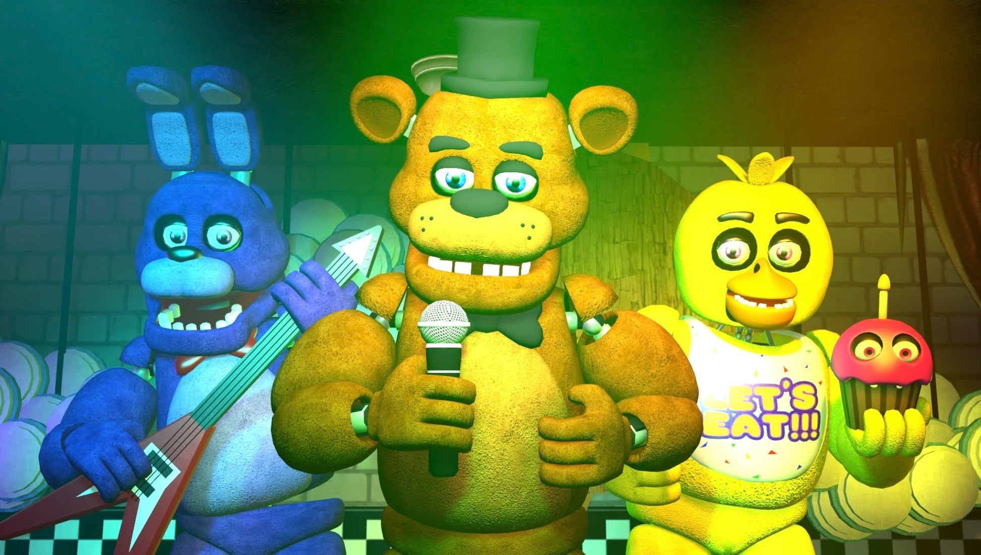 Chris Columbus Will Direct A Five Nights At Freddy's Movie For Blumhouse
