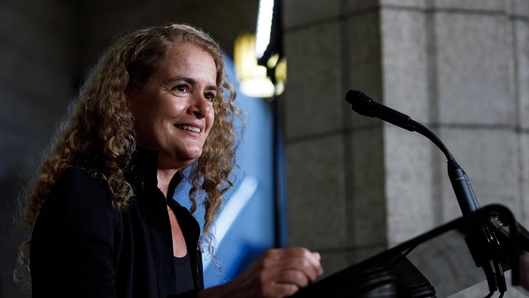 Canada's No-Bull Governor General Just Took On Climate Change Deniers, Astrologers
