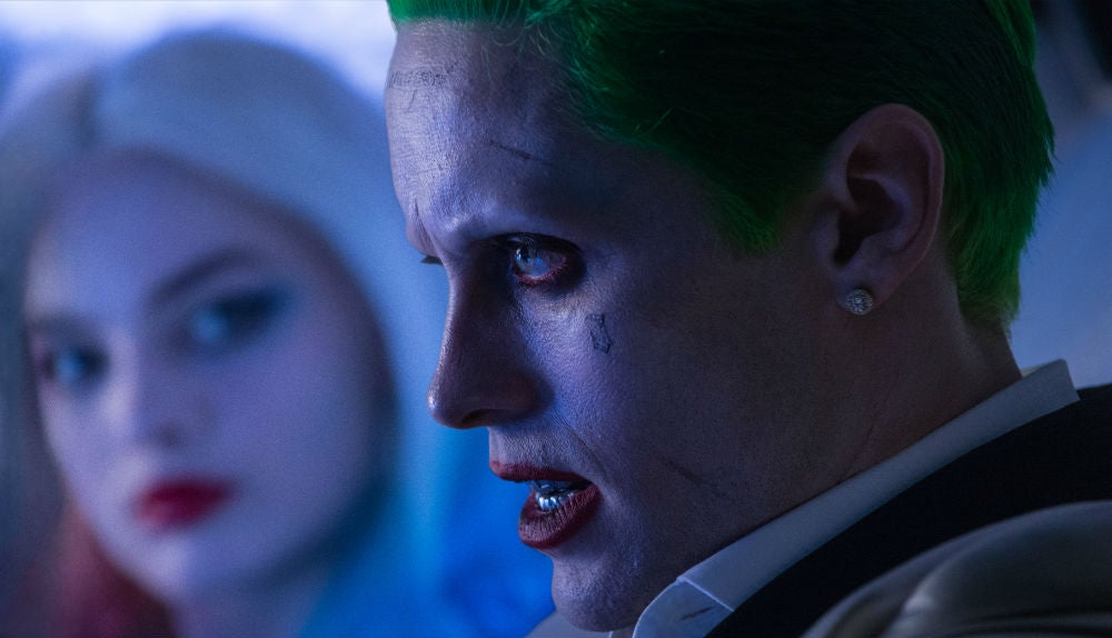 Jared Leto Managed To Bring Up His Own Death When DiscussingSuicide Squad's Cut Joker Scenes