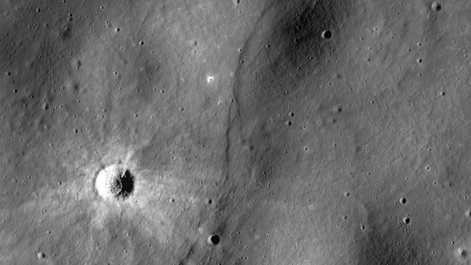 New Analysis Of Apollo-Era Moonquakes Show The Moon Could Be Tectonically Active