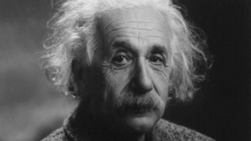 Someone Bought Einstein's Smelly Leather Jacket For Nearly $190,000