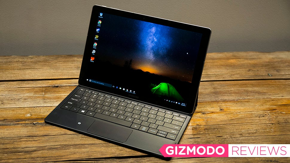 Samsung Chases The Surface With Galaxy TabPro S