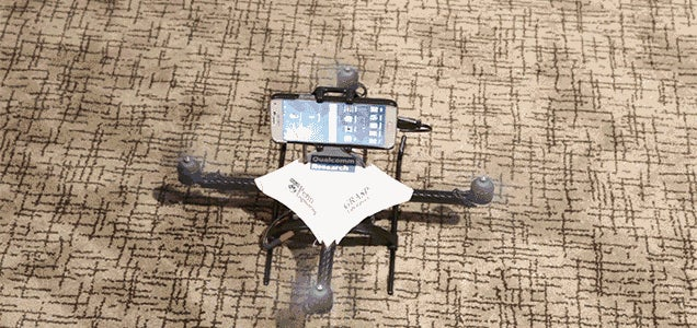 This Drone's Brain Is Just a Run-of-the-Mill Smartphone