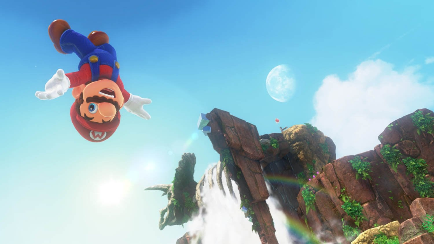 How To Skip All Of Super Mario Odyssey's Darker Side
