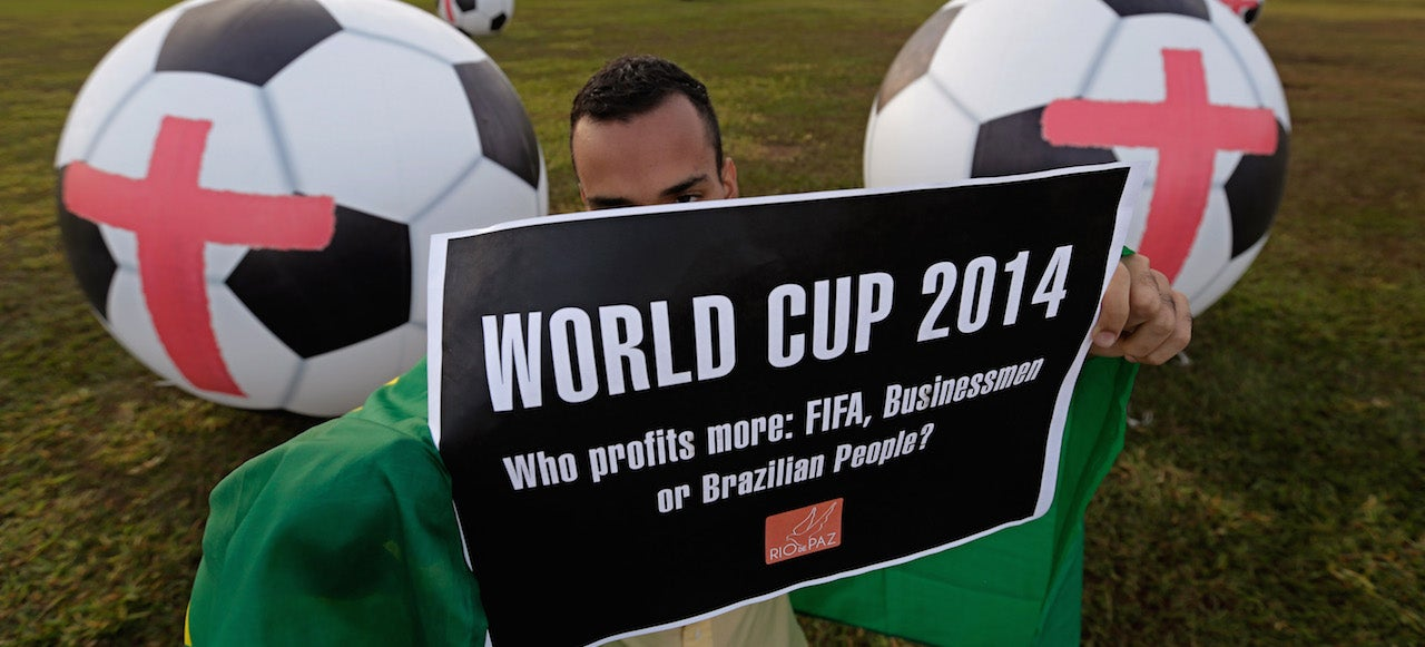 Why Would Any Country Host The World Cup?