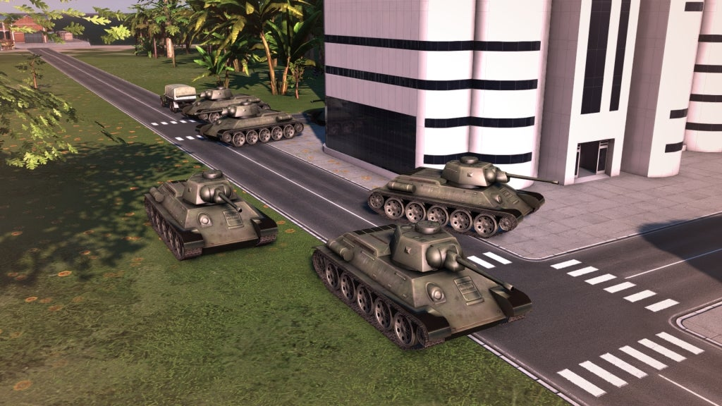 Military-Ruled Thailand Bans Game About Military Rule