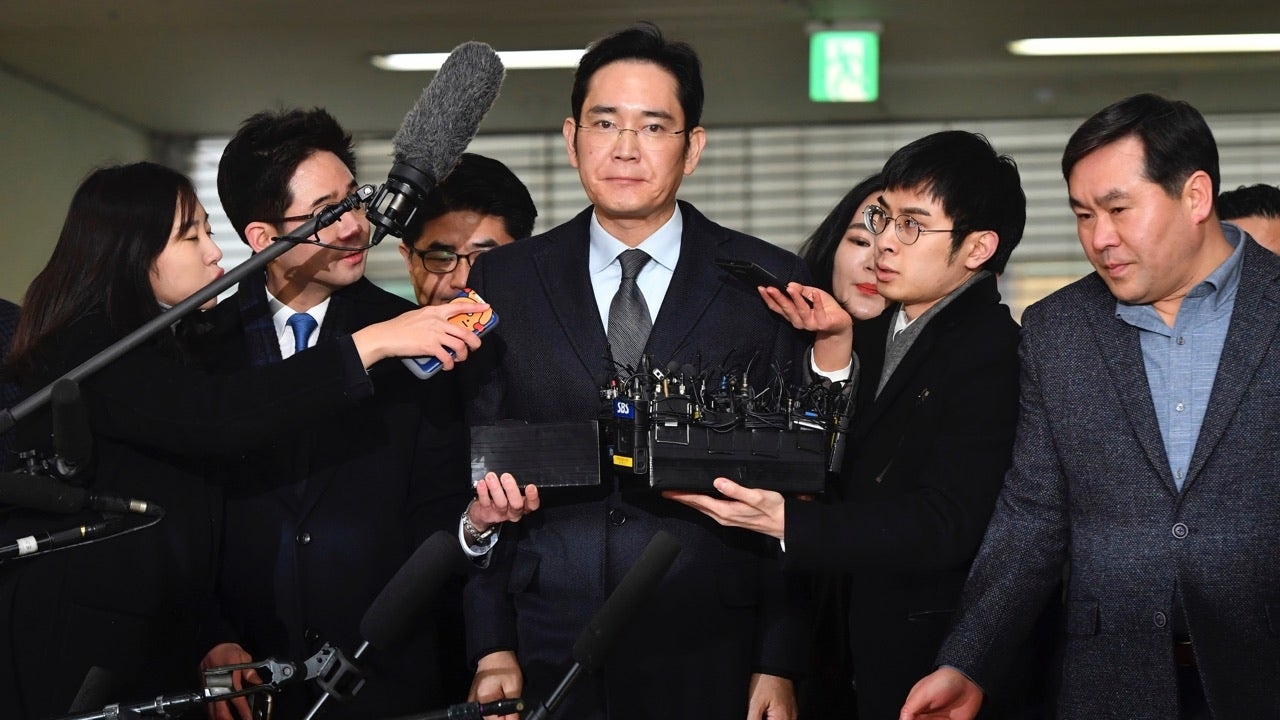 Everything We Know About The Incredible Scandal Rocking Samsung And South Korea