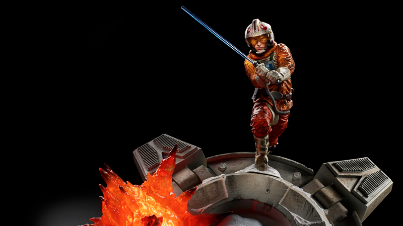 An Exclusive Look At Some Of The New Toys Celebrating Star Wars' 40th Anniversary