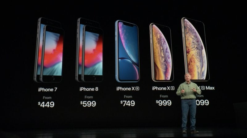 Should You Upgrade To Apple's iPhone XS Or iPhone XR?