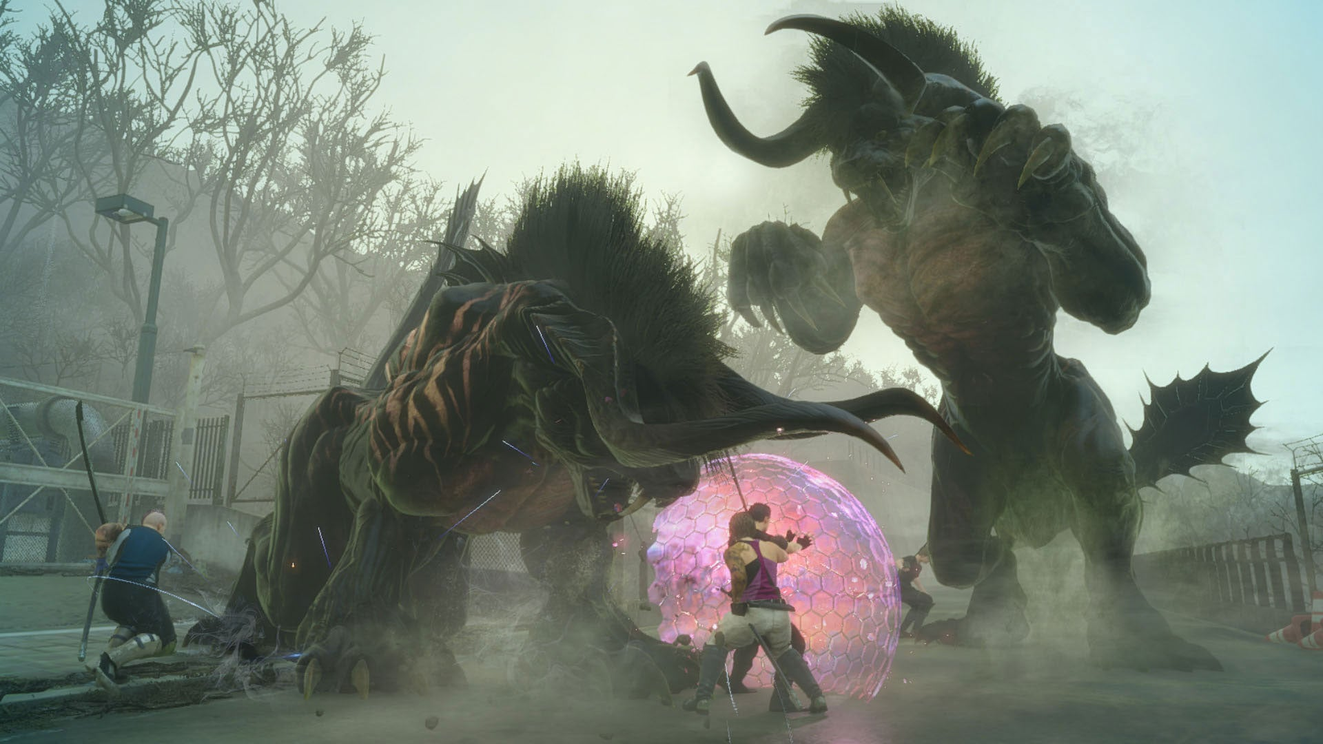 'Final Fantasy XV' DLC: Square Enix announce multiplayer expansion details