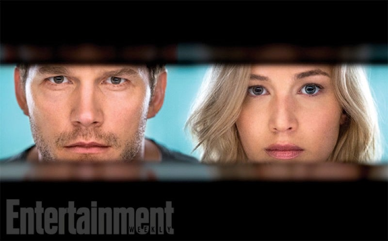 The First Images For Sci-Fi Film Passengers Make Us Even More Excited To See It