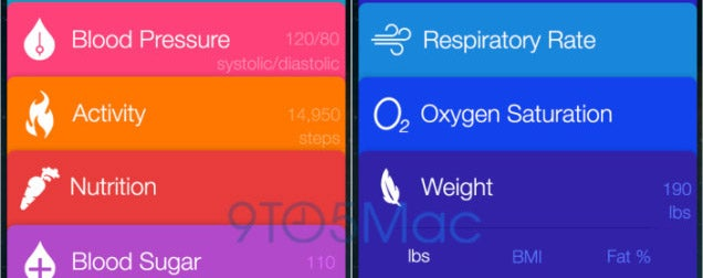Report: Apple Healthbook Will Track Your Life Down to Every Breath