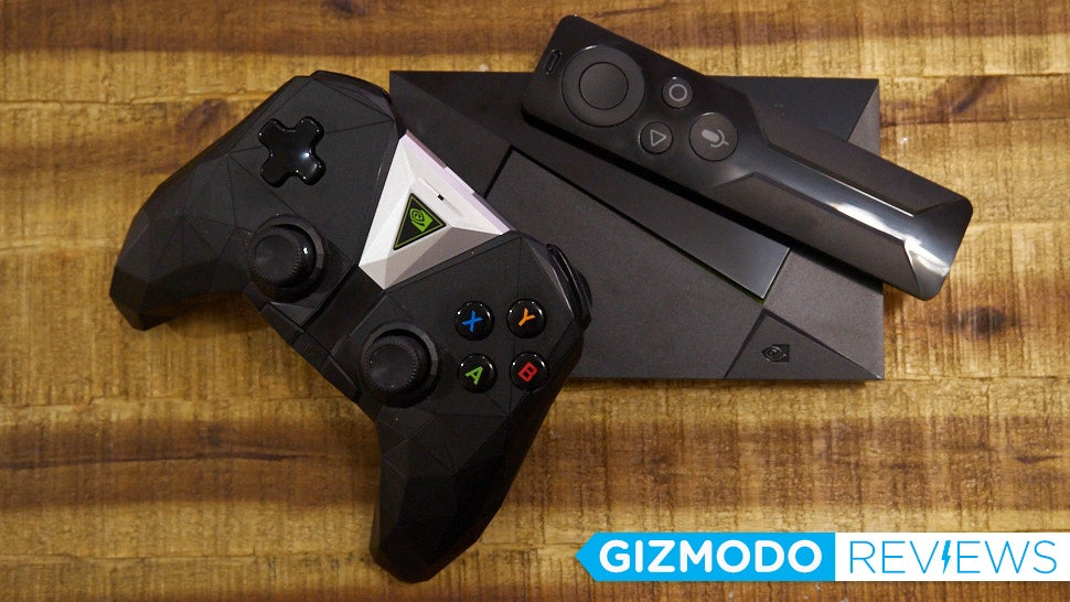 Nvidia Shield (2017): The Gizmodo Review