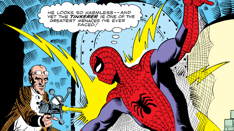 Spider-Man: HomecomingHas Added One Of Spidey's Least Fearsome Foes To The Mix