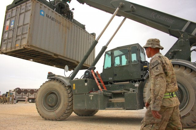 The US Military Had One Hell of a Time Getting Gear Out of Afghanistan