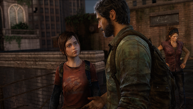 Sony Announces, Doesn't Announce The Last of Us For PS4