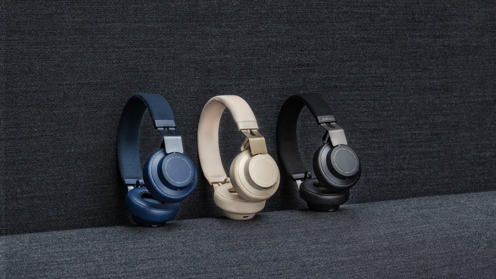 Jabra's Beautiful New Headphones Cancel Noise With AI