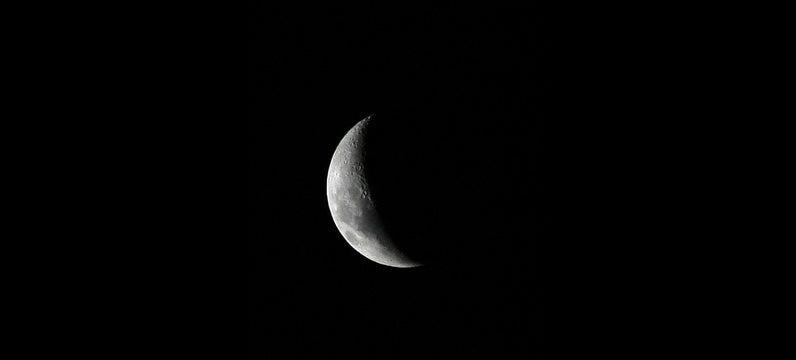 The Moon Is Actually Shaped Like a Lemon