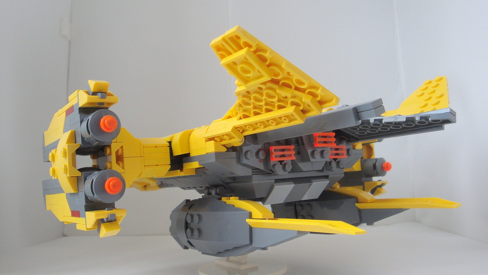 Destiny LEGO Is Easier To Level