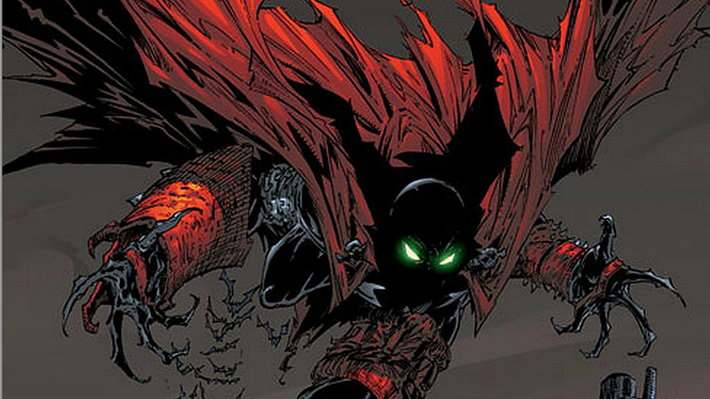 Jamie Foxx Will Star in Todd McFarlane's Long-Awaited Spawn Reboot