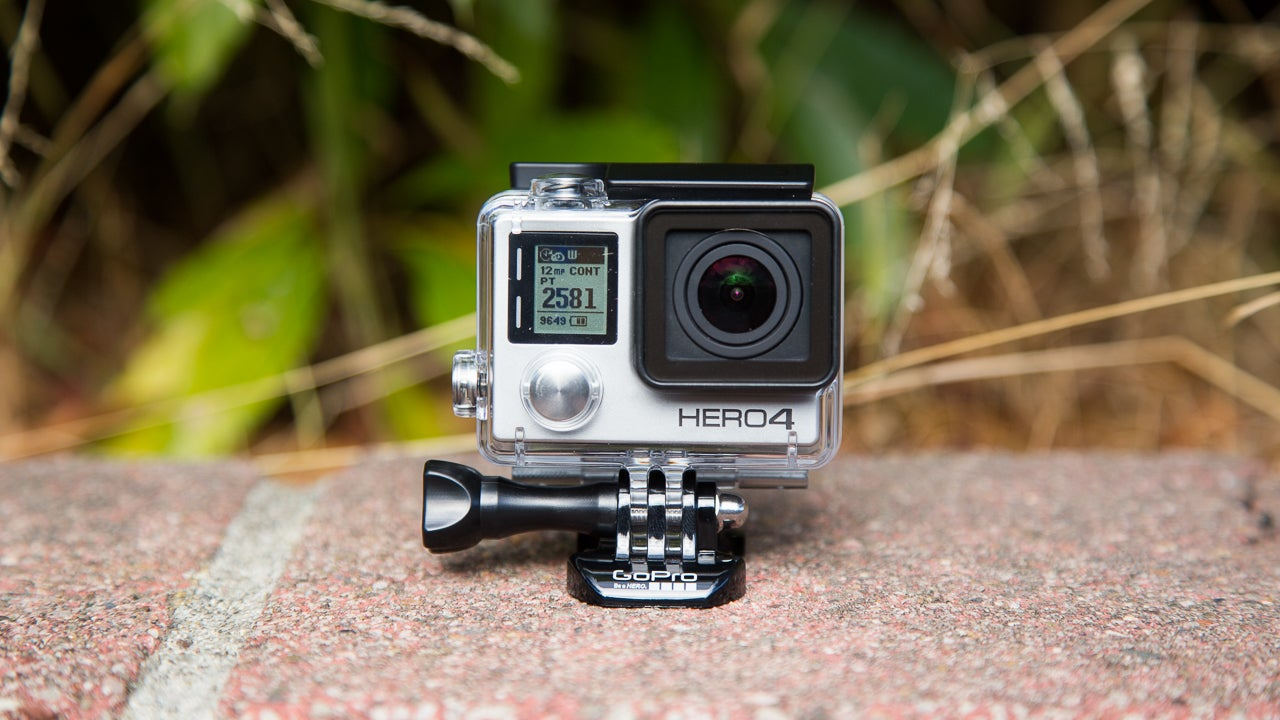 gopro hero4 black and silver review still the best action cams gizmodo australia. Black Bedroom Furniture Sets. Home Design Ideas