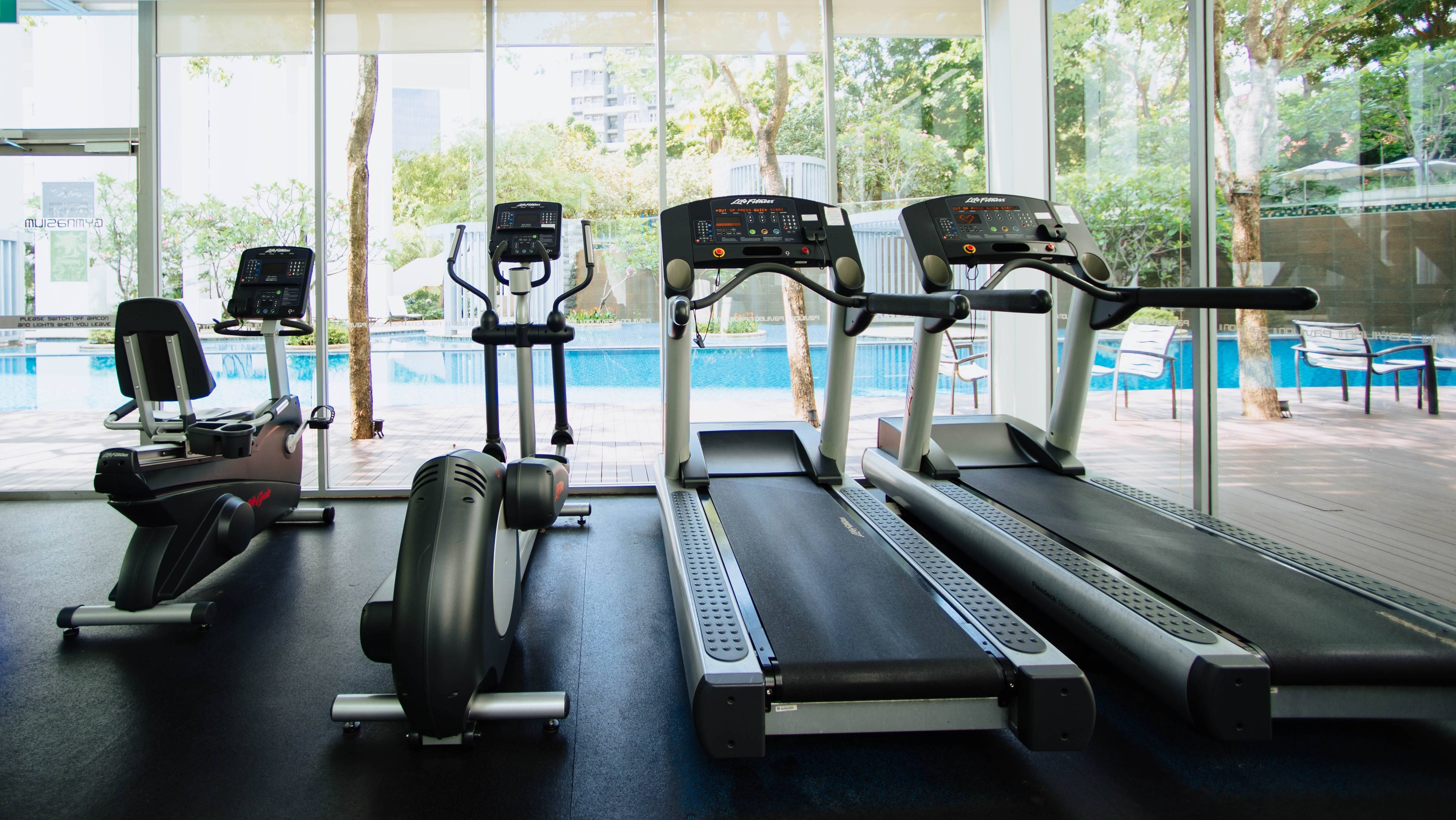 Don't Trust The Calorie Count On The Elliptical Machine