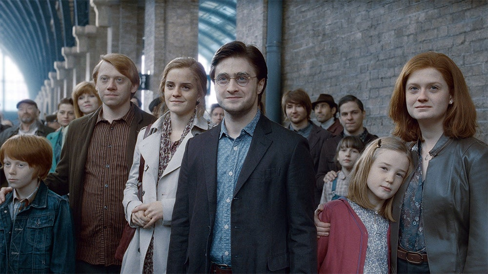 J.K. Rowling Dashes Your Hopes And Dreams Of A Cursed Child Movie Trilogy