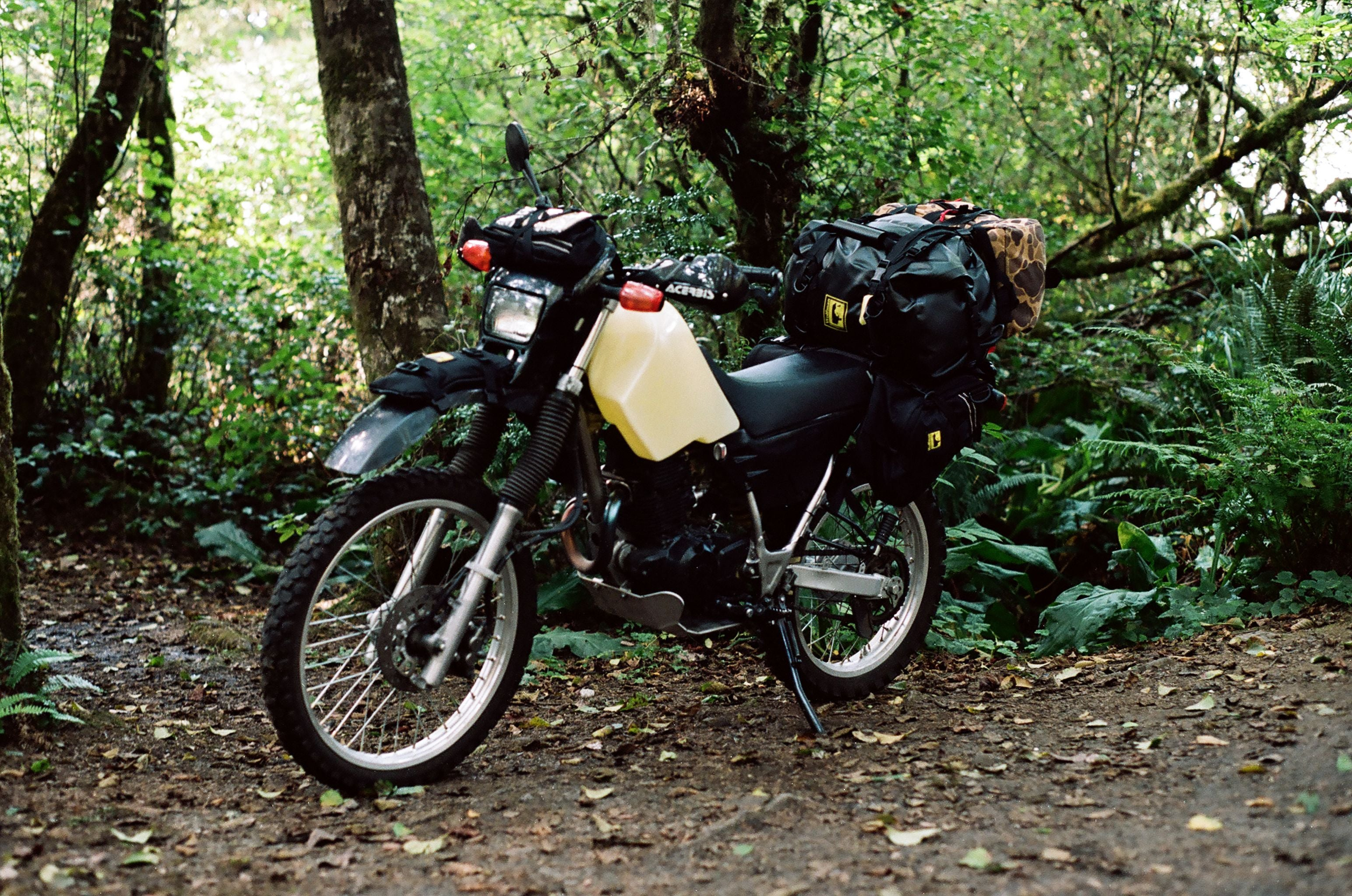 So You Want To Ride Your Motorcycle Around The World