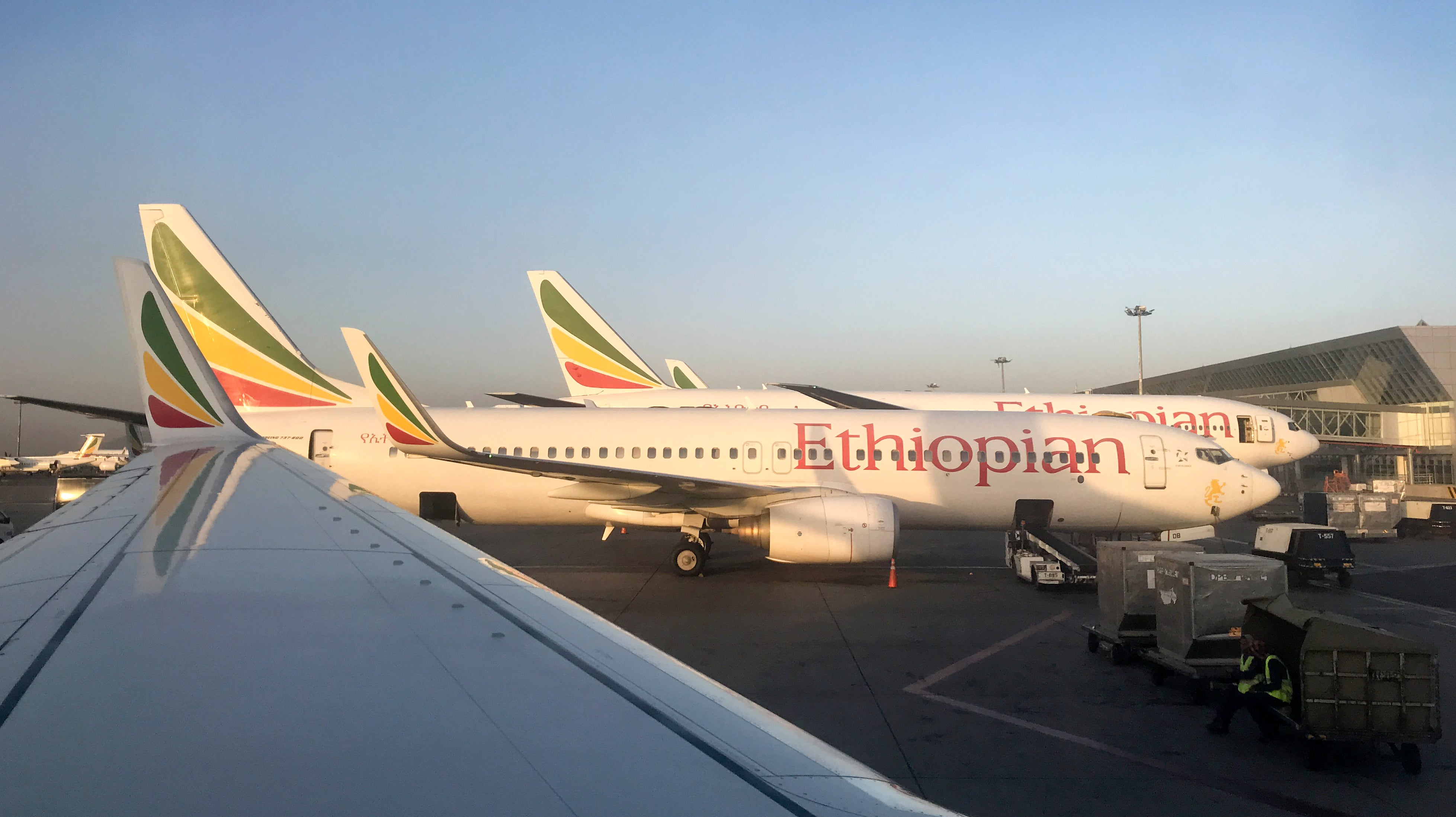 157 Killed In Ethiopian Airlines Boeing 737 Crash