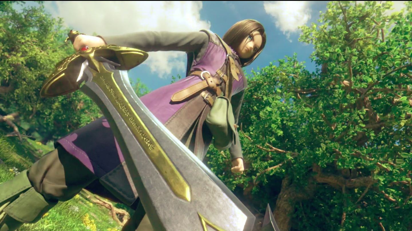 The Next Smash Ultimate DLC Is The Hero From Dragon Quest