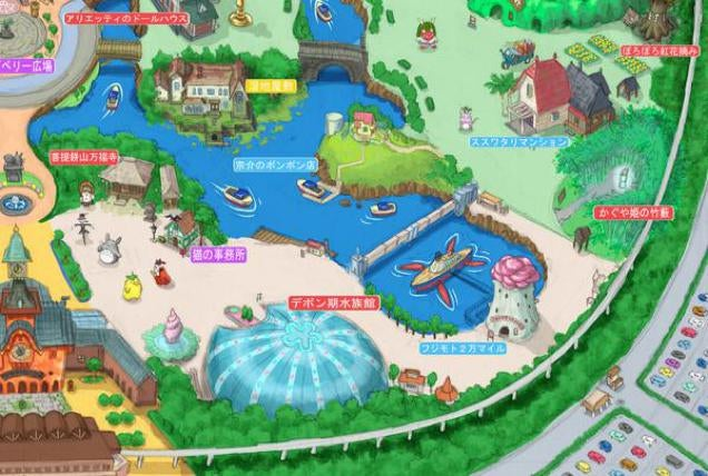 The Studio Ghibli Theme Park We Deserve