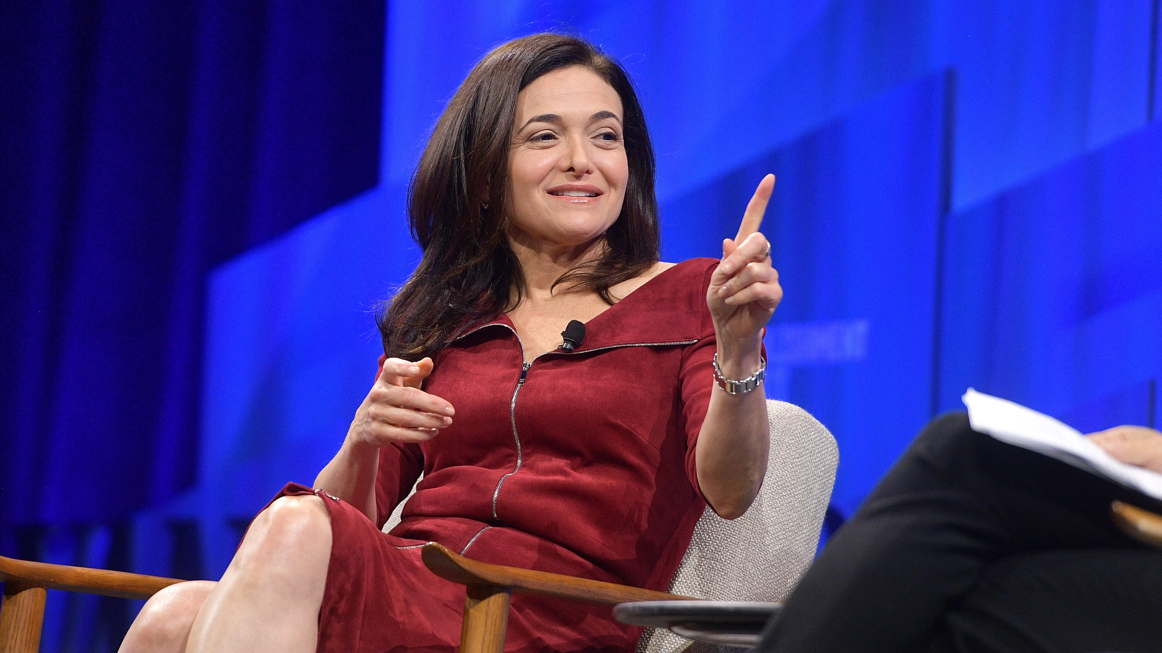 Facebook COO: We Let Politicians Lie In Facebook Ads For The 'Discourse,' Not The Money