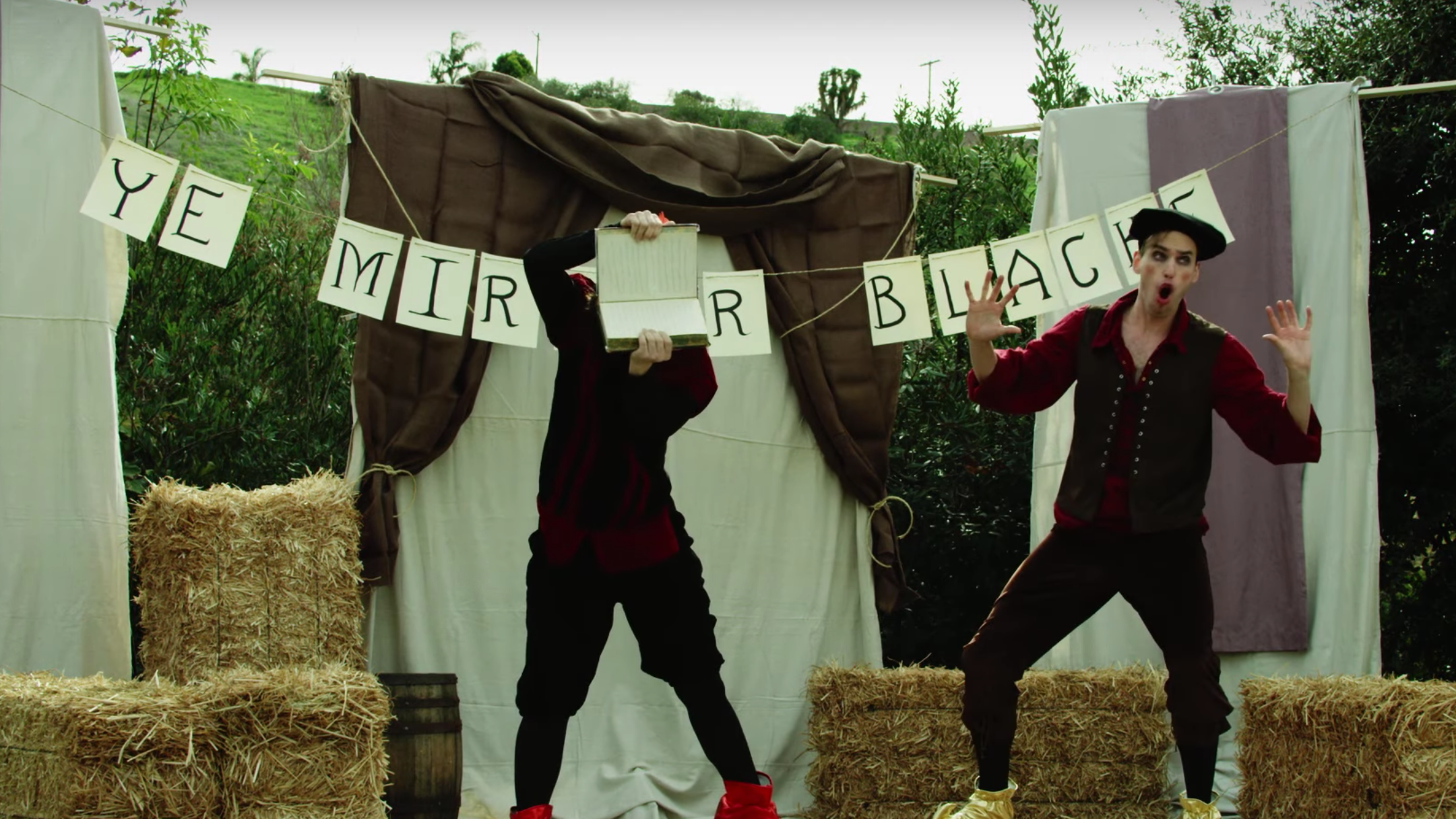 This Hilarious Video Imagines Black Mirror As A Morality Play In The Middle Ages