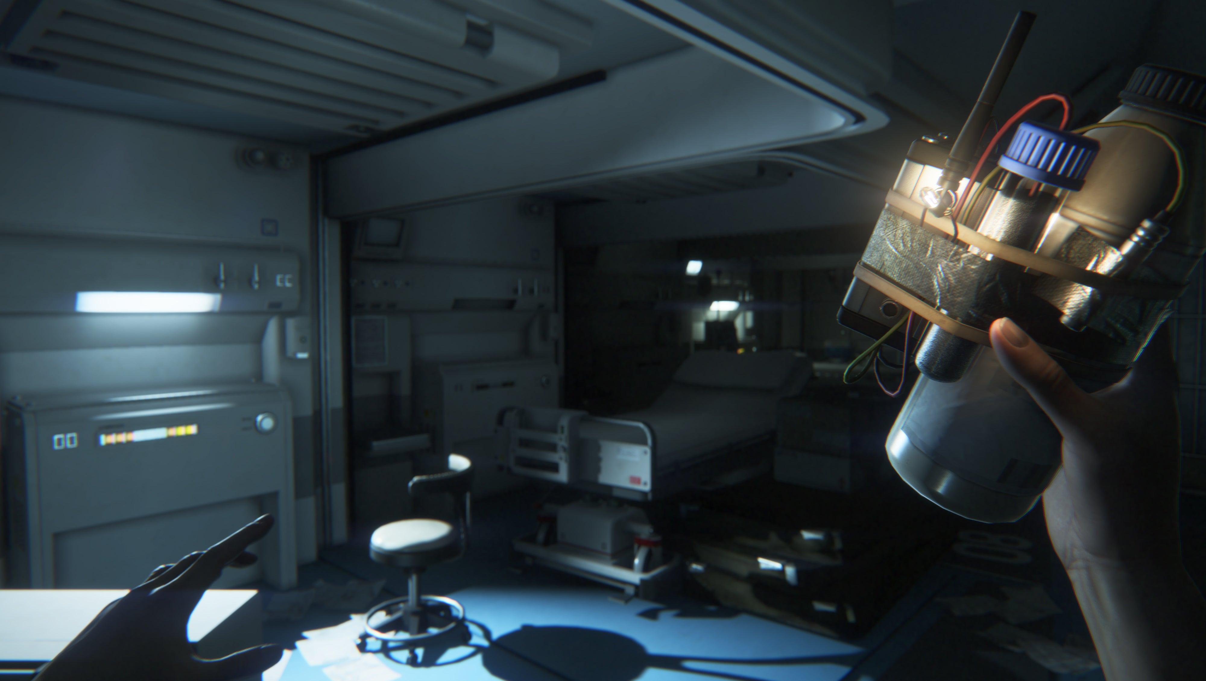 How The Alien In Alien: Isolation Works