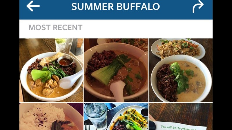Scope Out the Best Dishes at Restaurants With Instagram Geotags